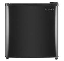 Insignia Mini Fridge 1 7 Cu  Ft  Black
