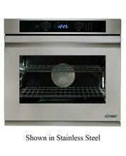 Dacor Distinctive 30   SS 4 8 cu ft Convection Single Electric Wall Oven DTO130S