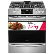 Frigidaire FGGH3047VF 30  Stainless Steel Front Control Gas Range
