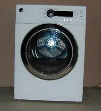 General Electric Front Loading Apartment Size 26  Dryer 4 0 Cubic Feet Capacity