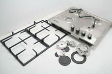 24  inches Stainless Gas Cooktop Built in Gas Stove 4 Burners Gas Stovetop
