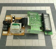 GE Microwave Oven Combo MW Control Board WB27T10091