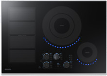 Samsung NZ30K7880US 30 Inch Induction Cooktop with Flex Zone Stainless Trim