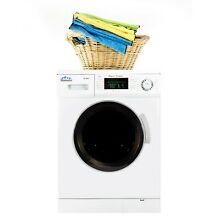 Majestic Compact Combo Washer Dryer in White   MJ 4000 CV