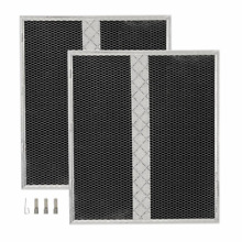 Ductless Charcoal  Filters  Xd  for 36 in  AVSF1 and AHDA1 Range Hoods  2 Pack
