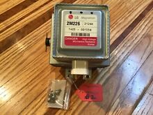 W10844213 OEM Genuine Whirlpool Microwave Oven MAGNETRON  Clean Working Shape  2