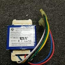 Whirlpool Kenmore KitchenAid Microwave Oven Low Voltage Transformer 8185003