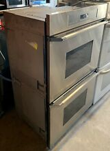 30  Wide Stainless Dacor Double Wall Oven Model  ECS230SCH Bonita Springs FL