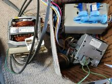 Maytag 1 2 Hp Commercial Washing machine Motor plus switches diagram misc parts