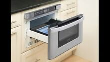 Sharp Kb 6524Ps 24 Inch Microwave Drawer Oven  1 2 Cu  Ft  Local Pickup Only