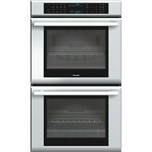 Thermador ME302JS Double Masterpiece Oven44  True Convection Upper44  30 in  1Xt