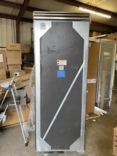 Viking 5 Series FDFB5303R 30 Inch Freezer Column with 15 9 cu  ft  Capacity