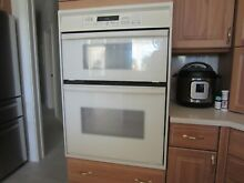 Whirlpool 30  Wall Oven Microwave Combo Convection GMC305PDT6