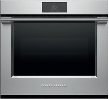 Fisher   Paykel OB30SPPTX1 Series 9 30  Electric Wall Oven in Stainless Steel