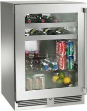 Perlick Signature Series HP24BS33L 24 Inch Built In Undercounter Beverage Center