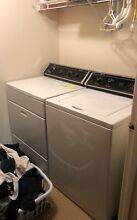 Washer dryer combo used