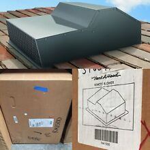 New VENT A HOOD 1500 CFM 24  Exterior Roof or Wall Mounted Blower   MODEL RM1500