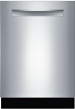 Bosch SHPM78Z55N 800 Series 24  Fully Integrated Dishwasher in Stainless