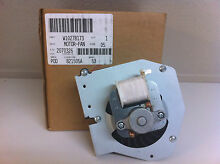 W10278173  JENN AIR MICROWAVE DRAWER FAN MOTOR   NEW PART