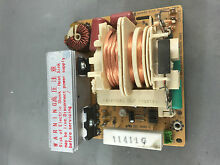 PANASONIC MICROWAVE OVEN INVERTER MAIN BOARD F6645BA00GP