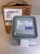 5304464072  FRIGIDAIRE MICROWAVE MAGNETRON TUBE  NEW PART