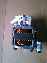 Washing machine motor  kenmore 110  26712690