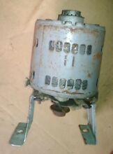 Washing machine motor  Kenmore Whirlpool LAA788OWO