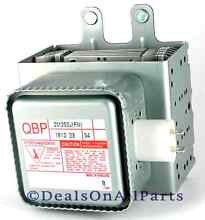 New Magnetron for GE Microwave WB27X0348 WB27X10489 WB27X10735 WB27X10880