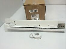241883704  FRIGIDAIRE FREEZER LOWER SLIDE  L    NEW PART