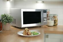 Russell Hobbs RHM2563 25 Litre Stainless Steel Microwave