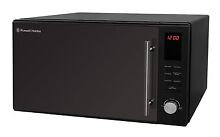 Russell Hobbs 30 litre Black Digital Microwave With Grill RHM3003B