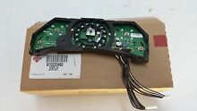 W10283460   WPW10283460 WHIRLPOOL WASHER USER INTERFACE BOARD  NEW PART