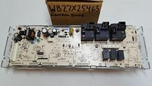 WB27X25463 GE OVEN MAIN CONTROL BOARD  NEW PART