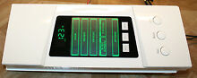 GE WB07X11135 MICROWAVE CONTROL PANEL FOR PVM2070DM1WW  60 CORE
