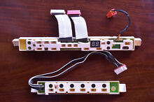 LG Dishwasher Power Control Assembly   Display Board