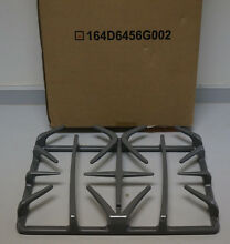 General Electric GE WB31T10123 Range Burner Grate Assembly OEM