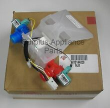 Whirlpool Kenmore WPW10144820 Washer Water Valve W10144820 NEW OEM