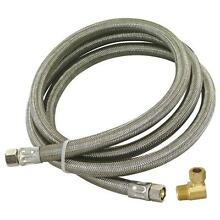 5  125 PSI Dishwasher Connector Elbow Home Appliance Water Supply Valve Hose