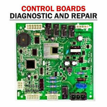 W10219463 2223443 Kitchenaid Whirlpool  Refrigerator Control Board Repair