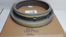 W10474364   WPW10474364 WHIRLPOOL WASHER BELLOW  NEW PART