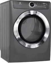 Electrolux 27  Titanium Front Load Perfect Steam Electric Dryer EFME517STT0