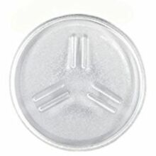 3390W1A033A For LG Microwave Turntable Glass Tray