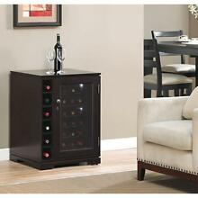 Tresanti  Cabernet Wine Cabinet   18 Bottle Wine Cooler