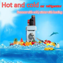 12V 7 5L Capacity Portable Car Refrigerator Cooler Warmer Truck Fridge Go Hiking