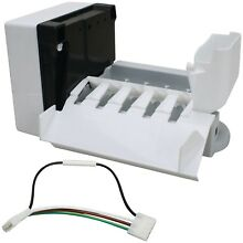 Ice Maker for Whirlpool  Refrigerators OEM Replacement For Model W10190961