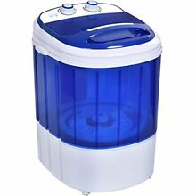 Portable Mini Washing Machine Small Compact Size Washer Good Solution Laundry