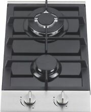 Ramblewood high efficiency 2 burner gas cooktop Natural Gas  GC2 48N New