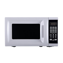 Small Microwave Oven Kitchen Cooking Countertop Portable 700W 0 7 cu ft Home New