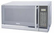 RCA 0 7 cu ft Microwave Oven 10 Power Levels Stainless Steel Silver   NEW OTHER