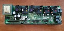 Genuine OEM General Electric Wall Oven CONTROL BOARD Part   WB27T10434